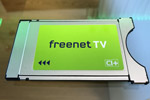 CI+ Modul freenet TV - DVB-T2 HD
