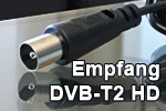 DVB-T2 HD Empfang - Verfügbarkeit prüfen - Check freenet TV