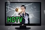 HD-Fernsehen (HDTV) über Antenne mit DVB-T2 und freenet TV
