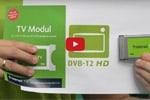 Video: Testbericht freenet TV HD Plus Modul für DVB-T2 HD Fernseher